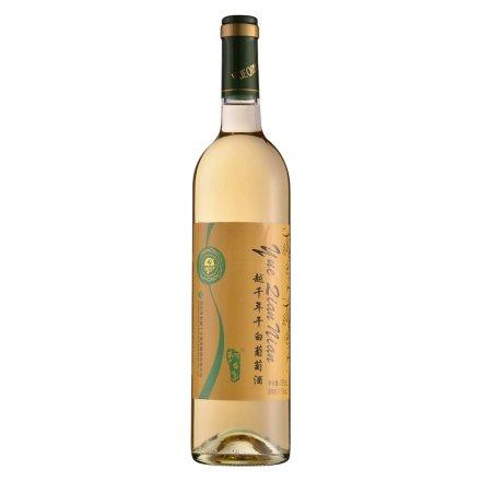 中国越千年干白葡萄酒750ml