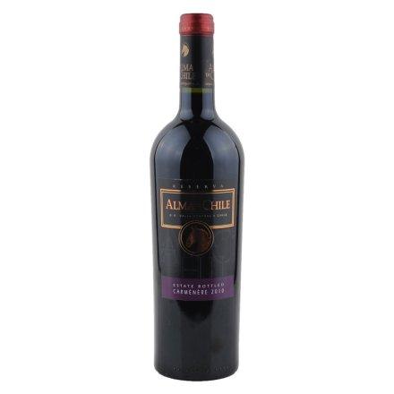 智利艾玛庄园窖藏卡麦妮干红葡萄酒750ml