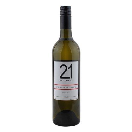 【清仓】澳大利亚21兄弟长相思半干白葡萄酒