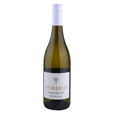 新西兰马哈纳长相思干白葡萄酒