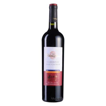 中国香格里拉赤霞珠干红葡萄酒