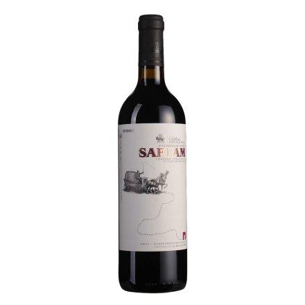 西夫拉姆酒堡珍藏干红葡萄酒(30年老树)750ml
