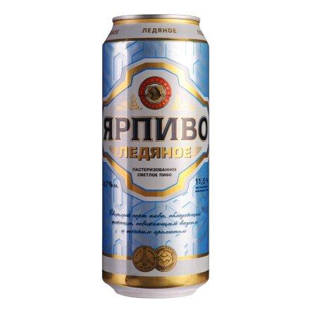 俄罗斯波罗的海冰纯雅啤500ml