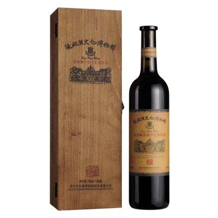 中国张裕馆藏解百纳优选级干红葡萄酒