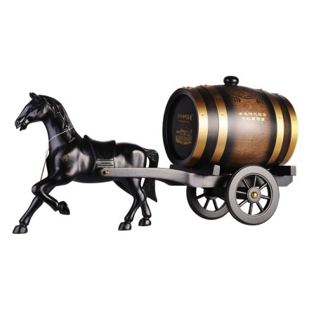 【清仓】中国金色时代庄园高级马拉车橡木桶干红3升