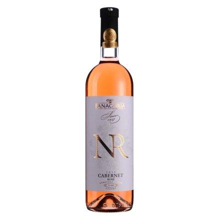 俄罗斯法纳赤霞珠玫瑰红葡萄酒