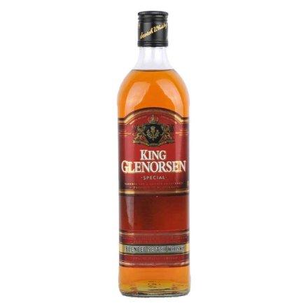 (清仓)40°英国格兰森王牌调和苏格兰威士忌700ml