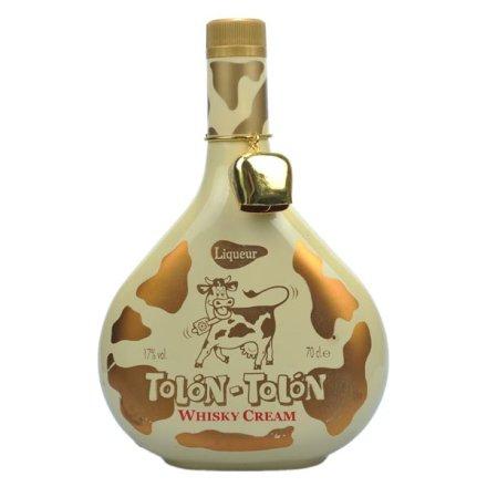 (清仓)17°西班牙特隆甜酒威士忌奶油口味(裸瓶)700ml