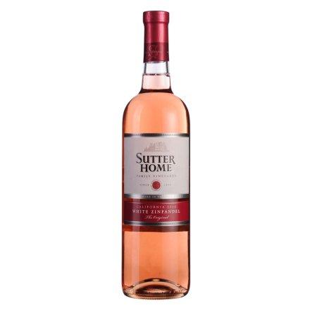 美国舒特家族白仙芬岱桃红葡萄酒
