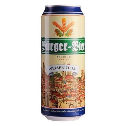 德国别格白啤听装500ml