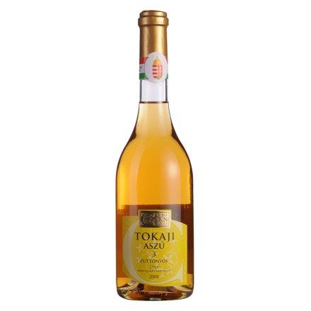匈牙利托卡伊贵腐酒500ml