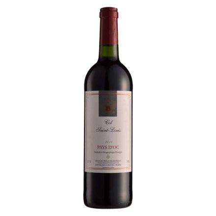 【清仓】法国圣路易红葡萄酒750ml