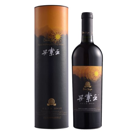 12°丹索亚刺梨酒骄阳三号750ml