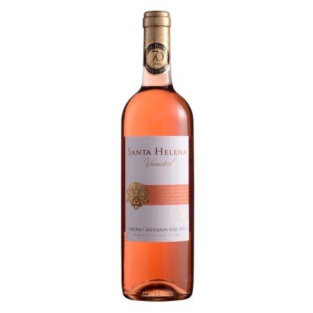 智利圣海莲娜赤霞珠桃红葡萄酒750ml
