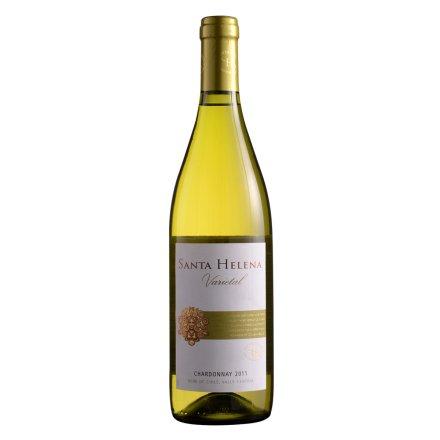智利圣海莲娜霞多丽干白葡萄酒750ml