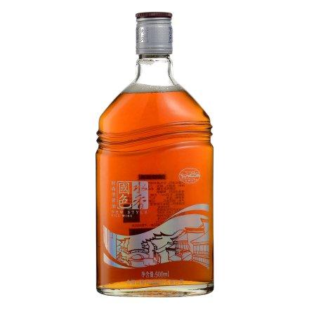 9°会稽山水香国色(银标)500ml