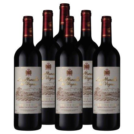 法国维纳斯庄园干红葡萄酒750ml(6瓶装)