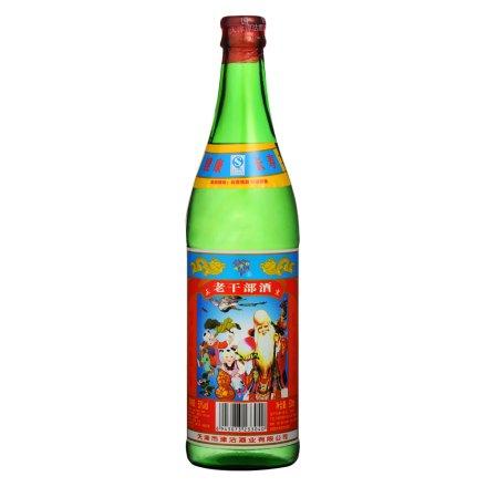 50°老干部酒(绿瓶) 500ml