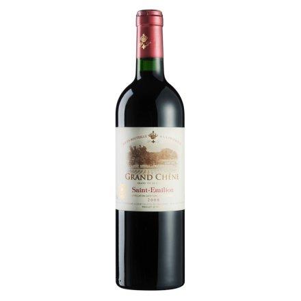 法国 卡玛隆干红葡萄酒2008 750ml
