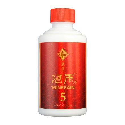 53°酒雨红色情怀(普通版)125ml(乐享)