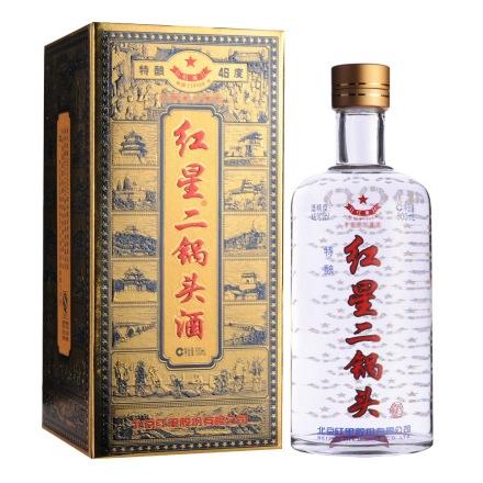 (清仓)46°红星二锅头酒500ml
