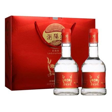 【清仓】52°浏阳河珍藏礼品酒475ml