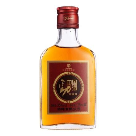 35°中国劲酒125ml