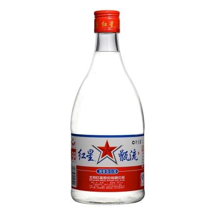 68°红星甑流酒2000ml