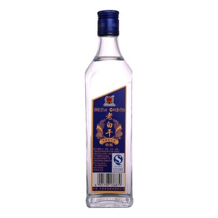 52°泸州特制老白干酒475ml