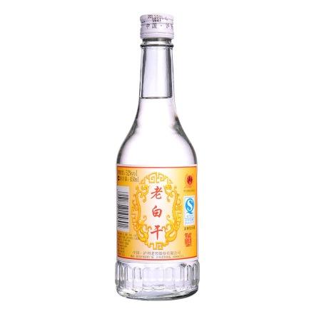 52°泸州普通老白干酒450ml