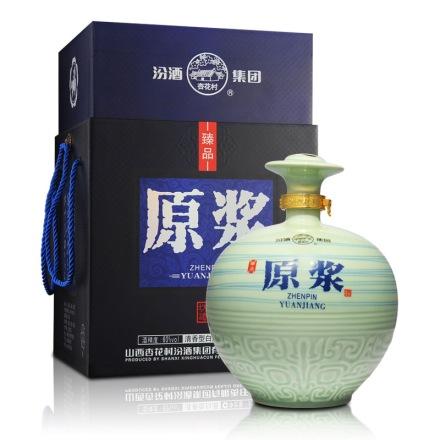 60°汾酒集团原浆杏之坊2500ml(臻品)