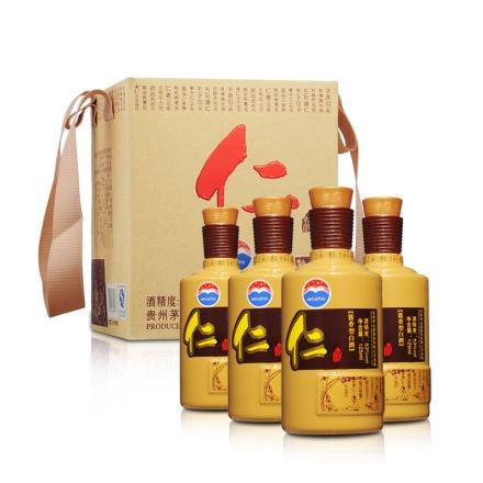53°茅台仁酒125ml*4