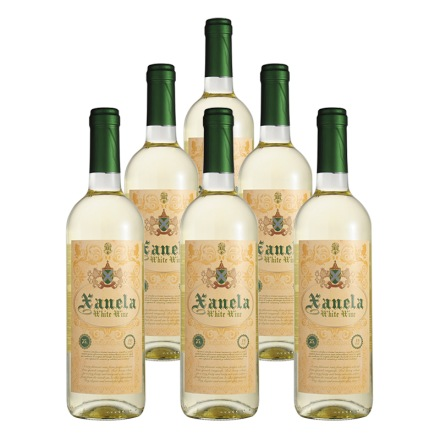 西班牙圣内拉半甜白葡萄酒(6瓶装)