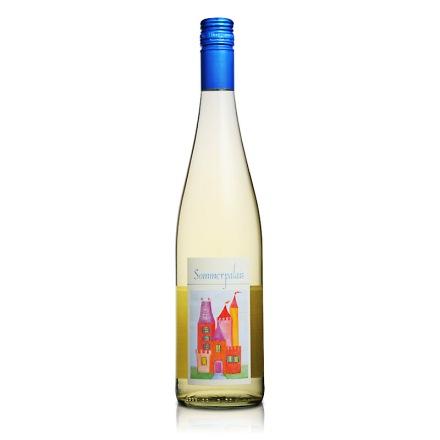 德国冯开世泰伯爵酒厂夏宫雷司令干白2012年份葡萄酒750ml