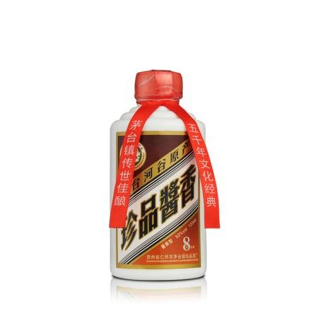 53°国久村珍品酱香窖藏125ml(乐享)