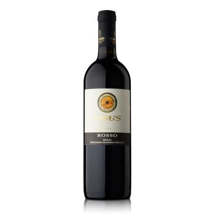 意大利依普斯红葡萄酒750ml