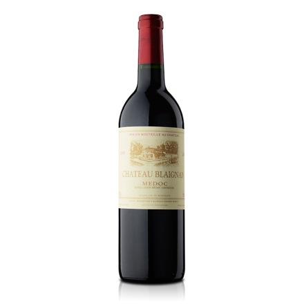 【清仓】法国布莱城堡红葡萄酒750ml