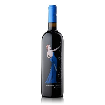 【清仓】法莱雅天使干红葡萄酒(蓝标)750ml