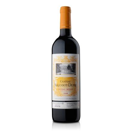 法国萨朗索酒庄红葡萄酒2008年750ml