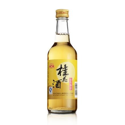 10°古越龙山桂花酒330ml(乐享)