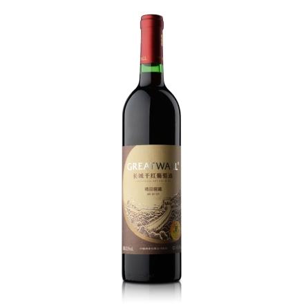 长城窖藏解百纳干红葡萄酒750ml