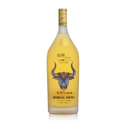 (清仓)10°五粮液·仙林星座果酒—金牛座1.85L