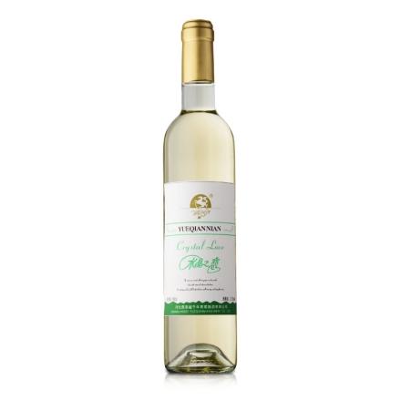 11.5°越千年水晶之恋白葡萄酒500ml