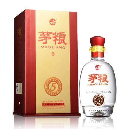 【清仓】52°茅粮年份酒-五年陈酿500ml