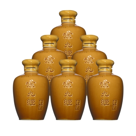 38°徐九经老酒450ml(6瓶装)