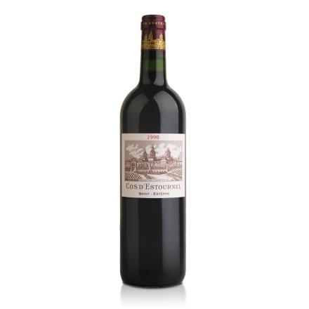 法国爱诗图古堡1998干红葡萄酒750ml