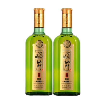 45°升级版特制一品仙竹 475ml(双瓶装)