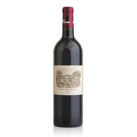 法国拉菲古堡2004干红葡萄酒750ml