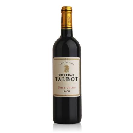 (列级庄·名庄正牌)法国酒庄大宝酒庄2008干红葡萄酒750ml