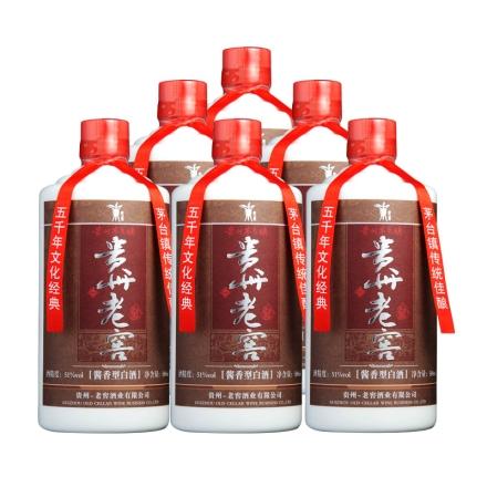 51°贵州老窖(习型)500ml(6瓶装)